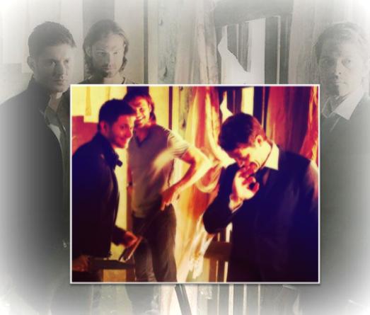 Supernatural Photo Edit Season 10