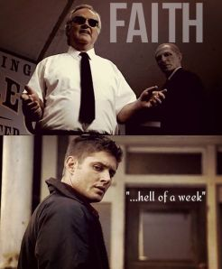 "Season 1. Episode 12. ""Faith"""