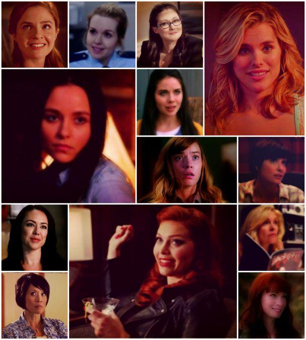 Women of Supernatural Season 9