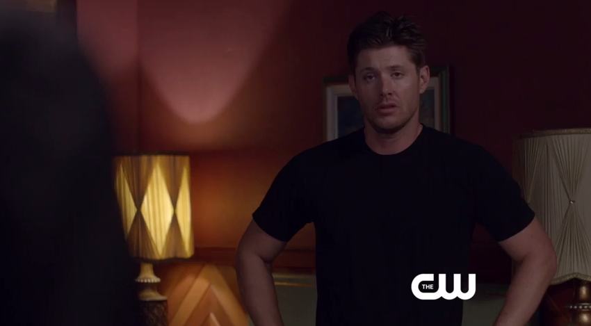 Supernatural Season 10 Demon Dean