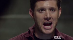 Demon Dean in 'Soul Survivor' (