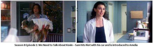 We Need to Talk About Kevin - Riot and Amelia