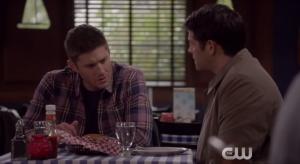 4. Dean and Cas