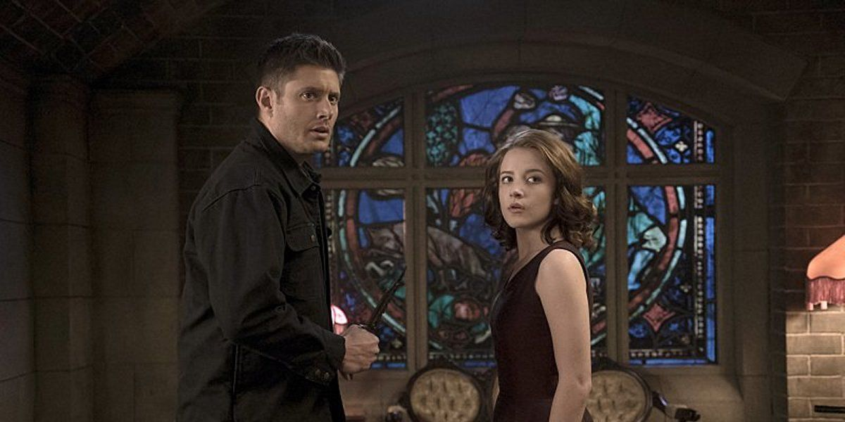 6 Questions Begging To Be Asked About God S Sister A K A The Darkness Supernatural Fan No 12949162